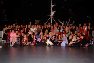 Group Photo on the Odyssey